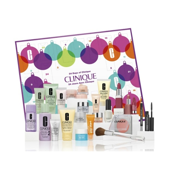 Adventkalender - 24 DAYS OF CLINIQUE (op=op)